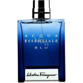 Salvatore Ferragamo Acqua Essenziale Blu toaletní voda pro muže 100 ml Tester