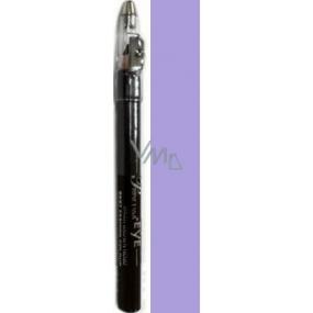 Princessa Fashion Best Colour voděodolná stínovací tužka na oči 13 Lilac glitter 3,5 g