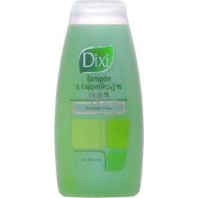 Dixi Čajovníkový olej šampon na mastné vlasy 400 ml