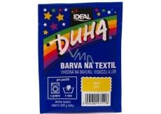 Duha Barva na textil číslo 11 žlutá 15 g