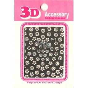 Nail Accessory 3D nálepky na nehty 10100 S-5 1 aršík