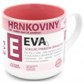 Nekupto Hrnkoviny Hrnek se jménem Eva 0,4 litru