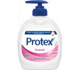 Protex Cream antibakteriální tekuté mýdlo s pumpičkou 300 ml