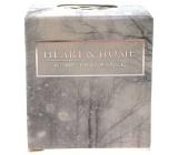 Heart & Home Zimní pohádka Sojová vonná svíčka bez obalu hoří až 15 hodin 52 g