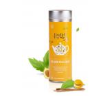English Tea Shop Bio Chai Tea 15 kusů bioodbouratelných pyramidek černého čaje v recyklovatelné plechové dóze 30 g