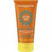Dermacol After Sun Hydrating & Cooling Gel hydratační chladivý gel po opalování 150 ml