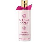 Grace Cole White Rose & Lotus Flower hydratační tělové mléko 300 ml