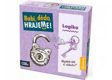 Albi Babi, dědo, hrajeme Logika vědomostní hra doporučený věk 8+