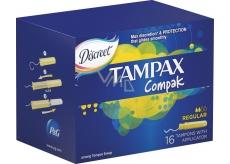 Tampax Compak Regular dámské tampony 16 kusů