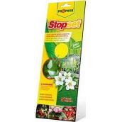 Propher Stopset žluté lepové desky k odchytu škodlivého létajícího hmyzu 25 x 10 cm 5 kusů