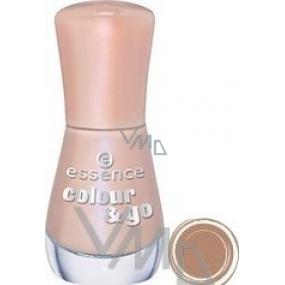 Essence Colour & Go lak na nehty 123 1000 Miles Away 8 ml