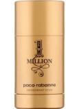 Paco Rabanne 1 Million deodorant stick pro muže 75 ml