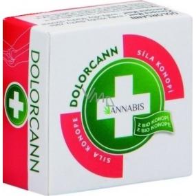 Annabis Dolorcann Bio konopná mast na svaly, záda, klouby a šlachy 15 ml