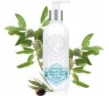 Jeanne en Provence Amande Douce & Huile d olive Sladké mandle a olivy tělové mléko 250 ml