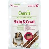 Canvit Health Care Snacks Skin & Coat Pamlsek pro psy k regeneraci kůže a kvality srsti 200 g