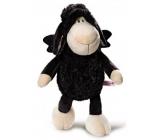 Nici Ovečka Jolly houpající černá Plyšová hračka nejjemnější plyš 20 cm