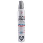Vitale Exclusively Professional barvící pěnové tužidlo Graphite - Grafitová 200 ml