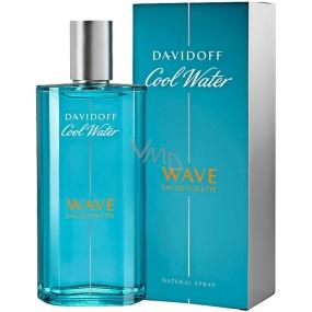 Davidoff Cool Water Wave Men toaletní voda 75 ml