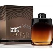 Montblanc Legend Night parfémovaná voda pro muže 4,5 ml, Miniatura