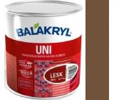 Balakryl Uni Lesk 0225 Světle hnědý univerzální barva na kov a dřevo 700 g