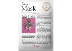 Ariul Tea Tree čisticí textilní maska na obličej 20 g