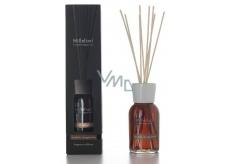 Millefiori Milano Natural Sandalo Bergamotto - Santálové dřevo a bergamot Difuzér 250 ml + 8 stébel v délce 30 cm do středně velkých prostor vydrží minimálně 3 měsíce