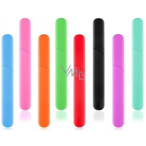 Diva & Nice Hard pilník skleněný v plastovém obalu 12,5 x 1,5 cm 1 kus
