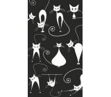 Albi Bloček kapesní linkovaný Kočky 96 stran 9,5 cm x 15,5 cm x 0,9 cm