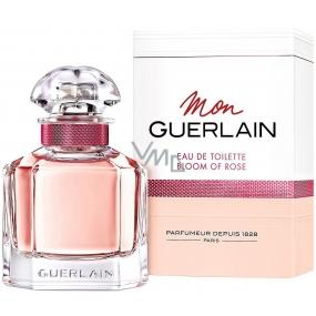 Guerlain Mon Guerlain Bloom of Rose toaletní voda pro ženy 50 ml