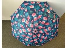 Albi Original Deštník skládací Ibišek 25 cm x 6 cm x 5 cm