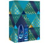 Fa Men Active Sport Energizing sprchový gel 250 ml + MenSport Energizing Fresh deodorant sprej pro muže 150 ml, kosmetická sada