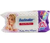 Freshmaker Baby Wet Wipes Jumbo vlhčené ubrousky pro děti 120 kusů