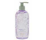 Heathcote & Ivory Flower Blooms Lavender Garden hydratační sprchový gel 300 ml