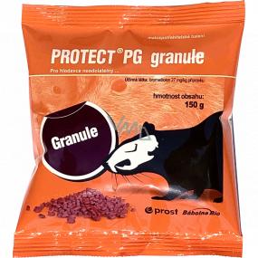 Prost Protect PG Granule rodenticidní přípravek na hubení hlodavců sáček 150 g