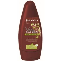 Henna Regenerační S bylinným výtažkem z Henny intenzivní péče balzám na  vlasy 180 ml - VMD drogerie a parfumerie 38d985dd428