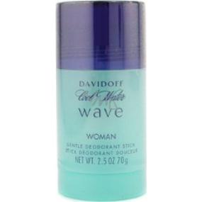 Davidoff Cool Water Wave Woman deodorant stick pro ženy 75 ml