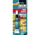 Bison Vinyl Plastic lepidlo na měkčené plasty se záplatou voděodolné 25 ml