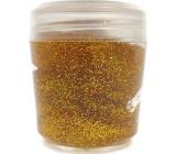 Ocean Glitter Gel třpyt na tělo a vlasy v gelu zlatý 10 g