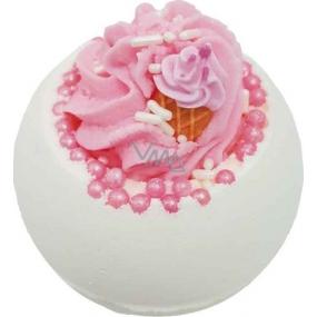 Bomb Cosmetics Ledová královna Šumivý balistik do koupele 160 g