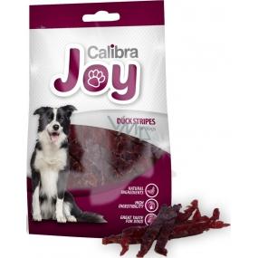 Calibra Joy Kachní maso doplňkové krmivo pro psy 80 g
