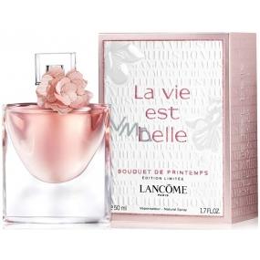 Lancome La Vie Est Belle Bouquet de Printemps parfémová voda pro ženy 50 ml