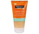 Neutrogena Visibly Clear Spot Proofing vyhlazující pleťový peeling 150 ml