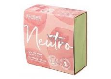 Real Saboaria Neutro Extrakt z Heřmánku luxusní pleťové mýdlo s jemnou vůní heřmánku 100 g