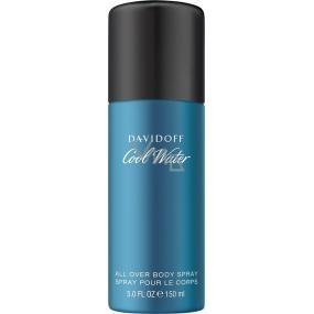 Davidoff Cool Water Men deodorant sprej pro muže 150 ml