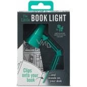 If The Little Book Light Mini lampička retro Mint 118 x 85 x 35 mm