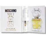 Moschino Toy 2 parfémovaná voda pro ženy 1 ml s rozprašovačem, Vialka