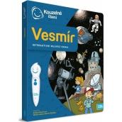 Albi Kouzelné čtení interaktivní mluvící kniha Vesmír