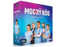 Albi Modrý kód deduktivní párty desková hra pro 2-6 hráčů, doporučený věk 12+