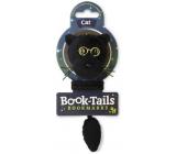 If Book Tails Bookmarks Provázková záložka Kočka 90 x 65 x 210 mm