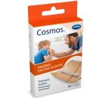 Cosmos Pružná Textile Elastic náplast 6 x 10 cm 5 kusů